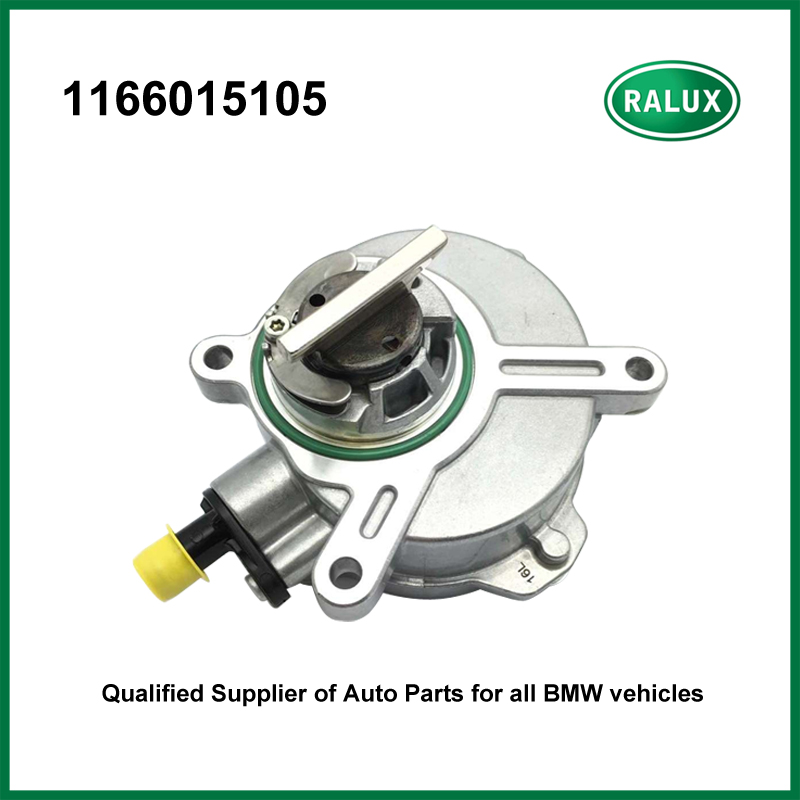 1166015105 hot selling German Car Vacuum Pump for BM W car auto Vacuum Pump aftermarket engine parts supplier with high quality