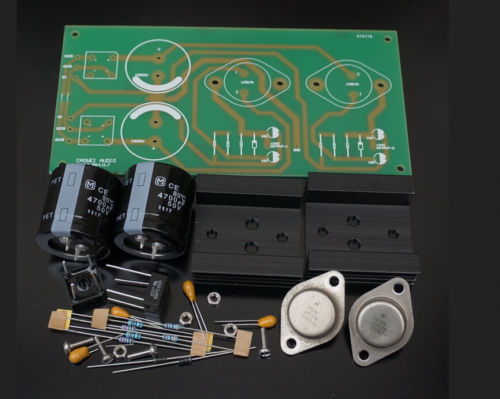 DIY Power Supply kit for NAIM NAC152XS Pre-AMP 2 way DC24V Regulator L155-2