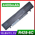 4400 мАч Аккумулятор для Ноутбука Samsung AA-PB9NS6B AA-PB9NC6W AA-PB9NC6W/E AA-PL9NC6W AA-PL9NC2B NP300V5A R528 NP355V5C