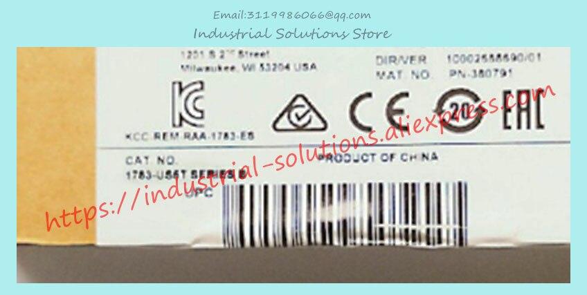 New 1783-US5T industrial control PLC module
