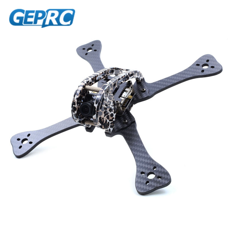 цена на GEPRC GEP LX Leopard GEP-LX4-V3/GEP-LX5-V3/GEP-LX6-V3 195mm/220mm/255mm 4mm Arm Frame Kit for RC Racing Drone Helicopter DIY