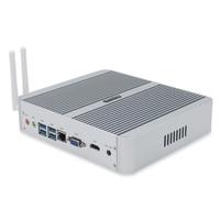 Hystou FMP03B I3 7100U 4 К Ultra HD Mini PC Intel Core I3 7100U Процессор Поддержка для Коди 17,0 5,1 Surround Sound Выход