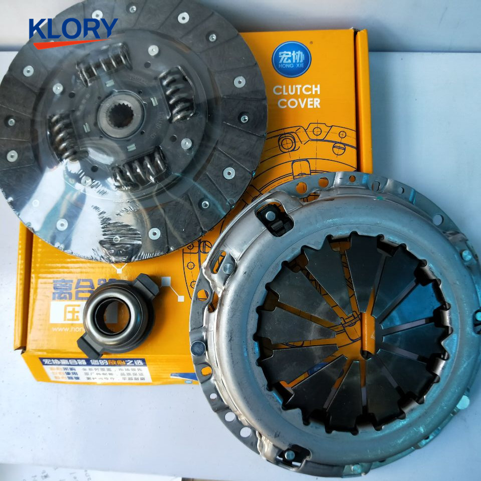 2 комплекта (диск сцепления и крышка сцепления) для FAW Charade/WEIZHI/Vios/Xenia/Jiabao|clutch|clutch