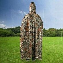 3 в 1 плащ-рюкзак водонепроницаемый дождевик с капюшоном походный велосипедный плащ от дождя открытый туристический тент коврик