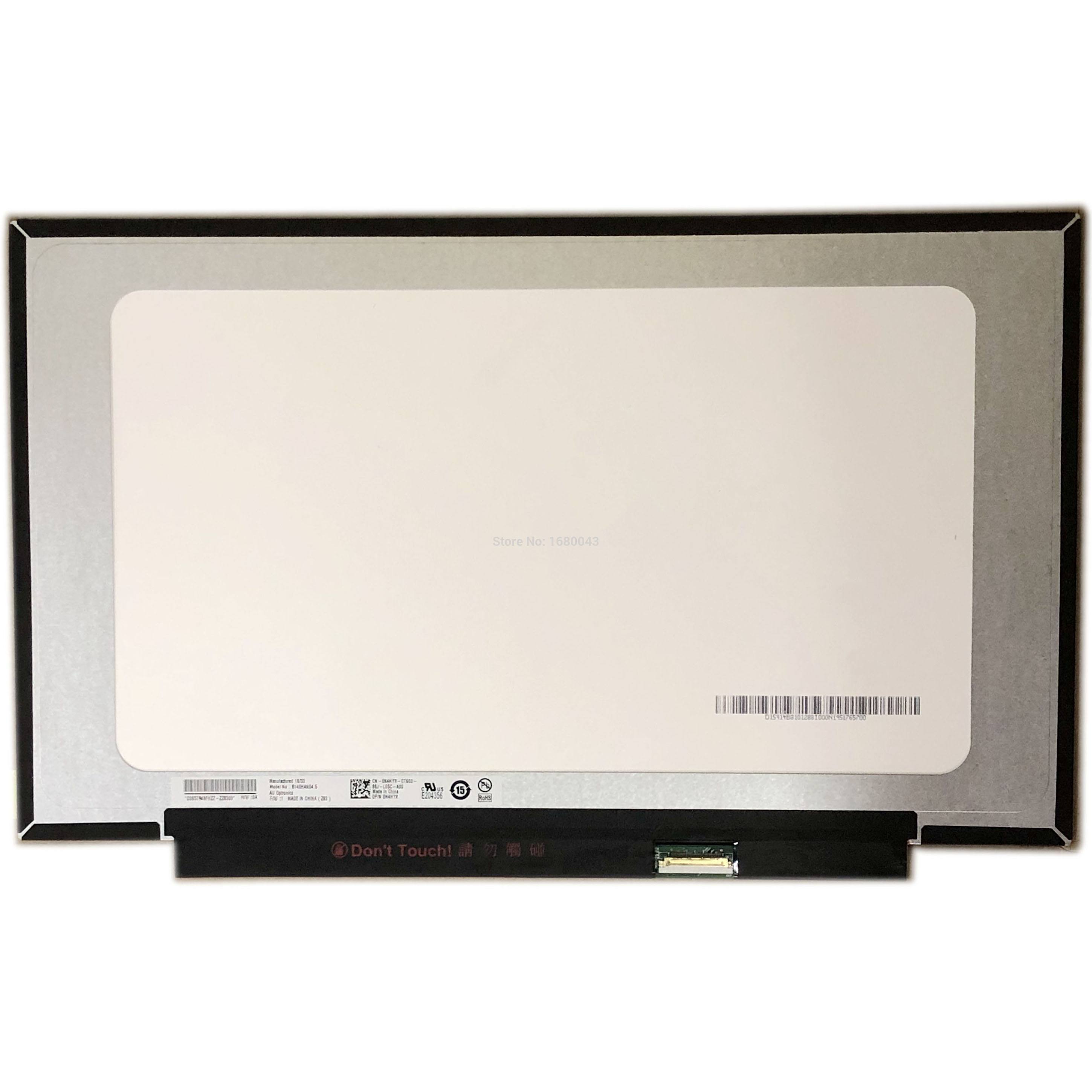 B140HAN04.5 Fit B140HAN04.0 N140HCA-EAC NV140FHM-N62 N61 LCD LED Screen 1920*1080 30 PIN NEW IPS