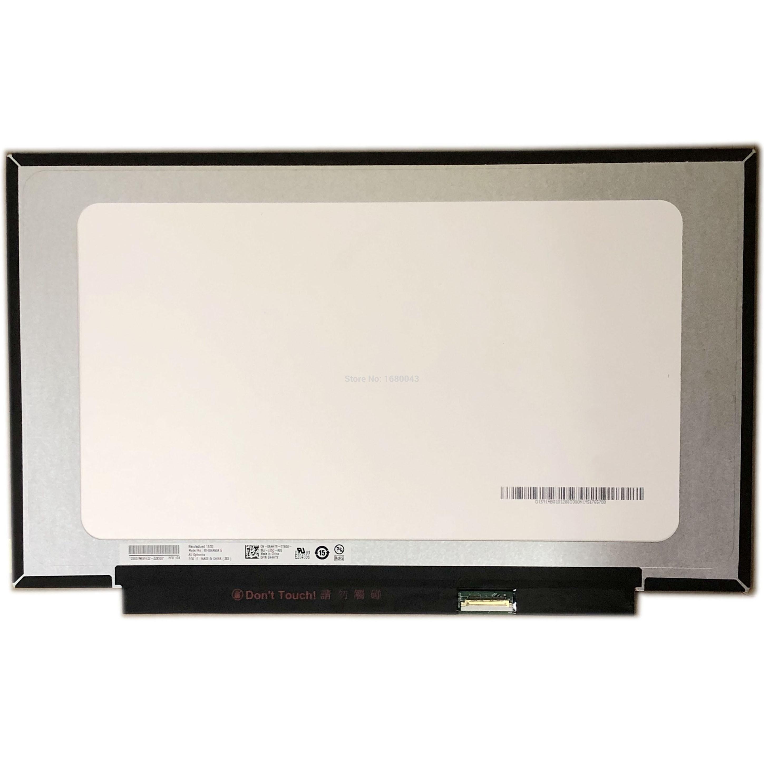 B140HAN04.5 Fit B140HAN04.0 N140HCA-EAC NV140FHM-N62 N61 LCD LED Screen 1920*1080 30 PIN NEW IPS