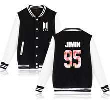 BTS Varsity Jacket (16 Models)