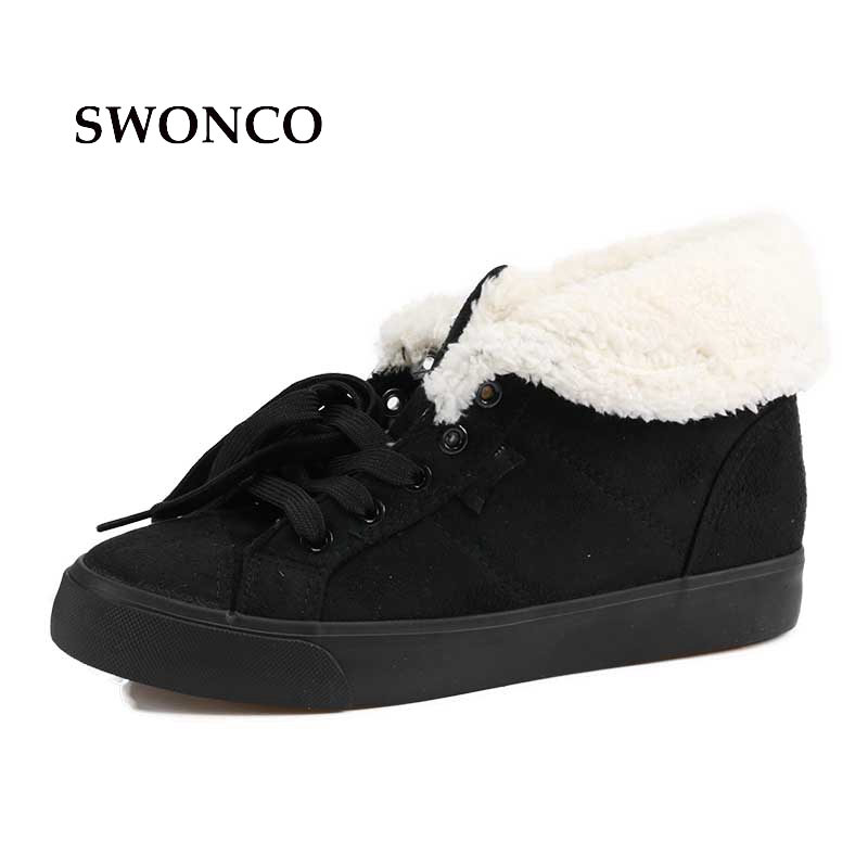 Sale 2017 Hot-Selling Spring Autumn Winter Velutinous Thermal Liner Snow Boots High-Top High Increased Winter Boots Shoes Woman top selling 2017 winter new stretch