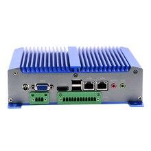 Q-BOX-7 Industrial mini pc with Atom D2550 processor,2GB RAM,32GB SSD