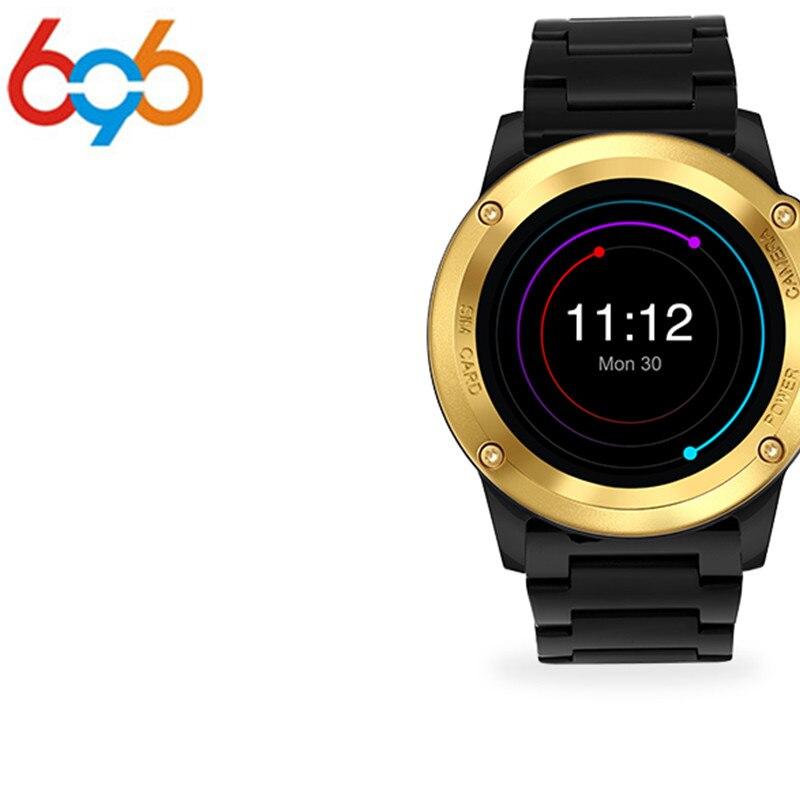 New Version H1 MTK6572 IP68 Waterproof Smart watch with Camera SIM Support GPS/ WIFI Heart Rate Health Tracker Smart watches smart baby watch q60s детские часы с gps голубые