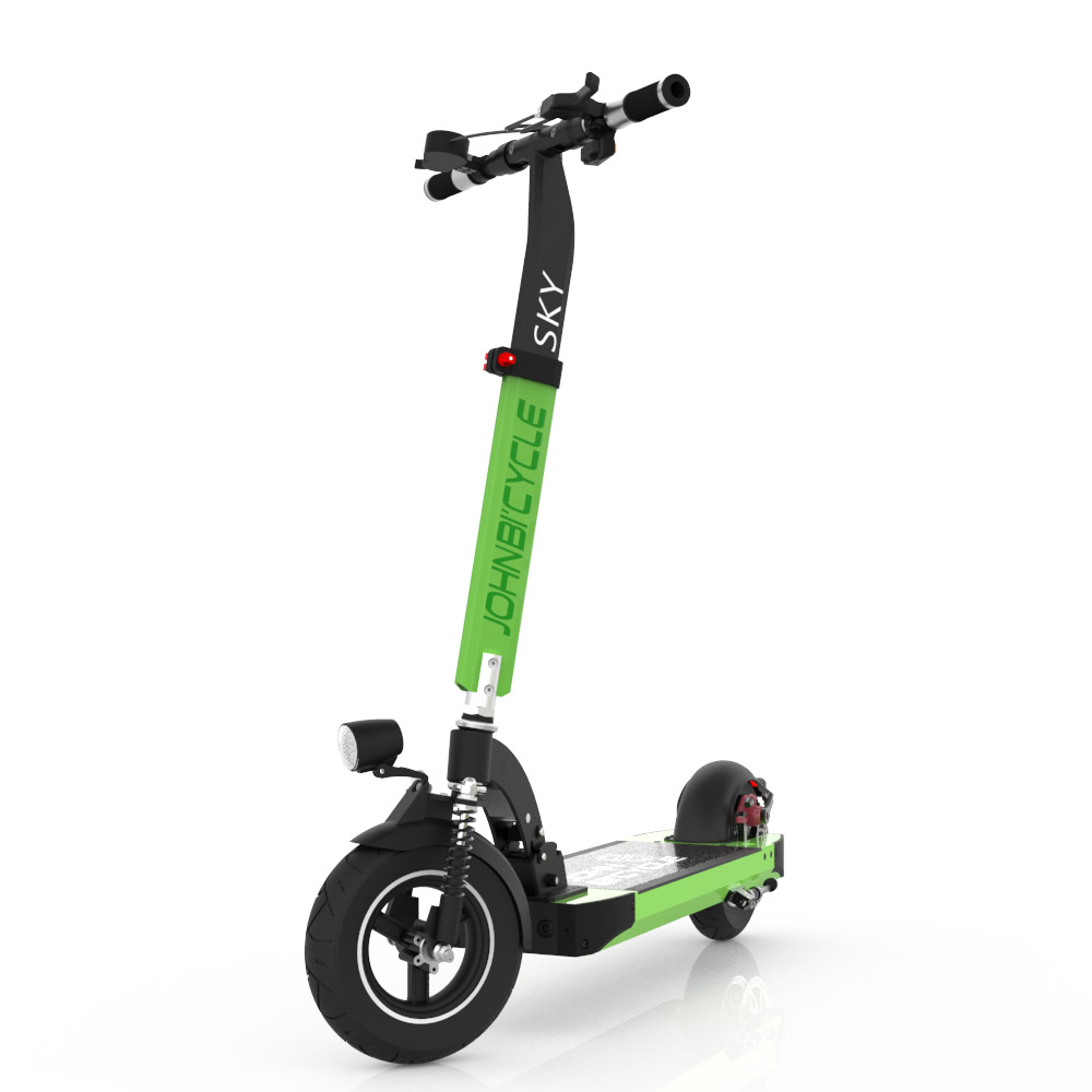 10 inch foldable electric scooter folding bike electric for Folding motorized scooter for adults