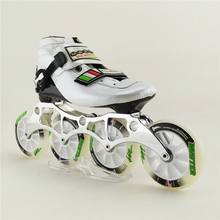Professional Roller Shoes Speed Roller Inline Skates Speed Skating Roller Skates 4 Inline Wheels