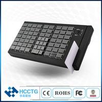 Hot Selling 66 Keys USB /PS2 Interface KB66 66 Keys Programmable Keyboard with Optional Card Reader