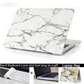 ZUANDUN Marble Texture Hard Case Cover For Macbook Pro 13.3 15.4 Pro Retina 12 13 15 inch For Macbook Air 11 13 Laptop Shell