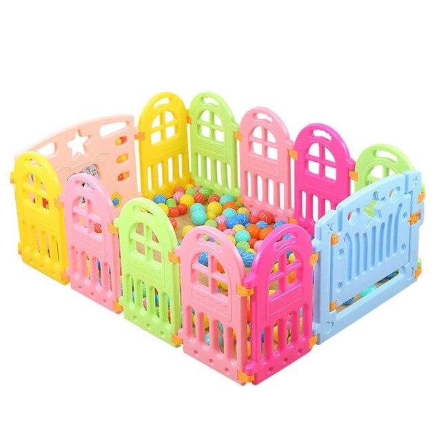 Estremamente Bambino Box Recinto Giochi Per Bambini Yard Barriera di Recinzione  OP08