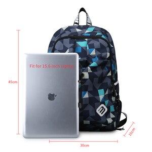 Image 2 - Mark Ryden Backpack Student Water Repellen Nylon Backpack Men Material Escolar Mochila Quality Brand Laptop Bag School Backpack