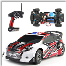 WLtoys A949 1:18 Remote Control Racing Car High-sped Off-road 4WD Drift Race Racing Car Model Toy Kids Gift