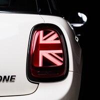 2 шт. автомобильные задние комбинированные фары наружное украшение задний фонарь Модификация аксессуары для BMW MINI ONE COOPER S F55 F56 F57