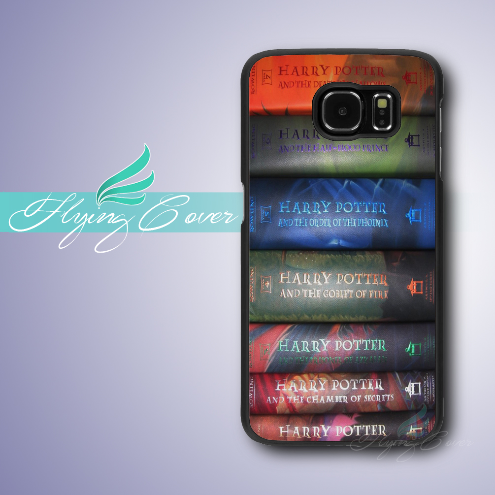 ec00b6aaf50 Fundas Harry Potter Book Cases for Samsung Galaxy S8 Plus S3 S4 S5 S6 S7  Edge Active Case for Samsung Galaxy Note 8 5 4 3 Cover.-in Half-wrapped Case  from ...
