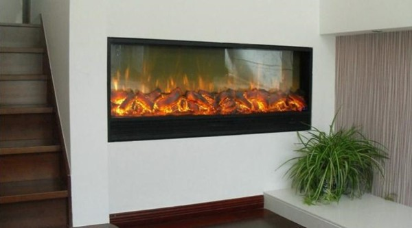 Free Shipping to Denmark decor flame electric fireplace / luxury electric  fireplace - Decorative Fireplace Inserts Reviews - Online Shopping Decorative
