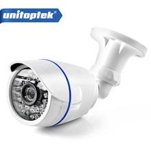 Камера Наружного видеонаблюдения, водонепроницаемая цилиндрическая камера с функцией ночного видения, 1,0 МП, 2 МП, HD, 1080P, ИК, 20 м, P2P XMEYE