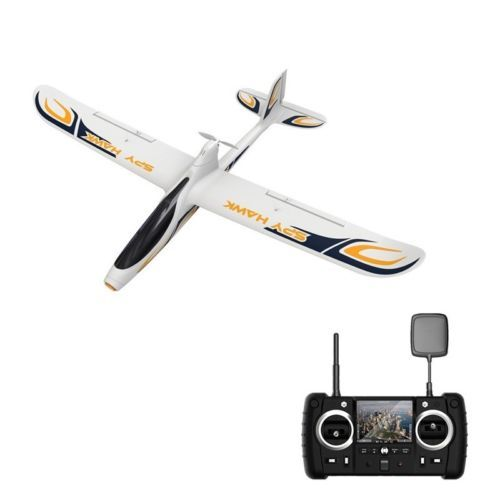 Original Hubsan H301S SPY HAWK 5.8G FPV 4CH RC Airplane RTF With GPS Module hubsan h301s spy hawk 4ch rc airplane
