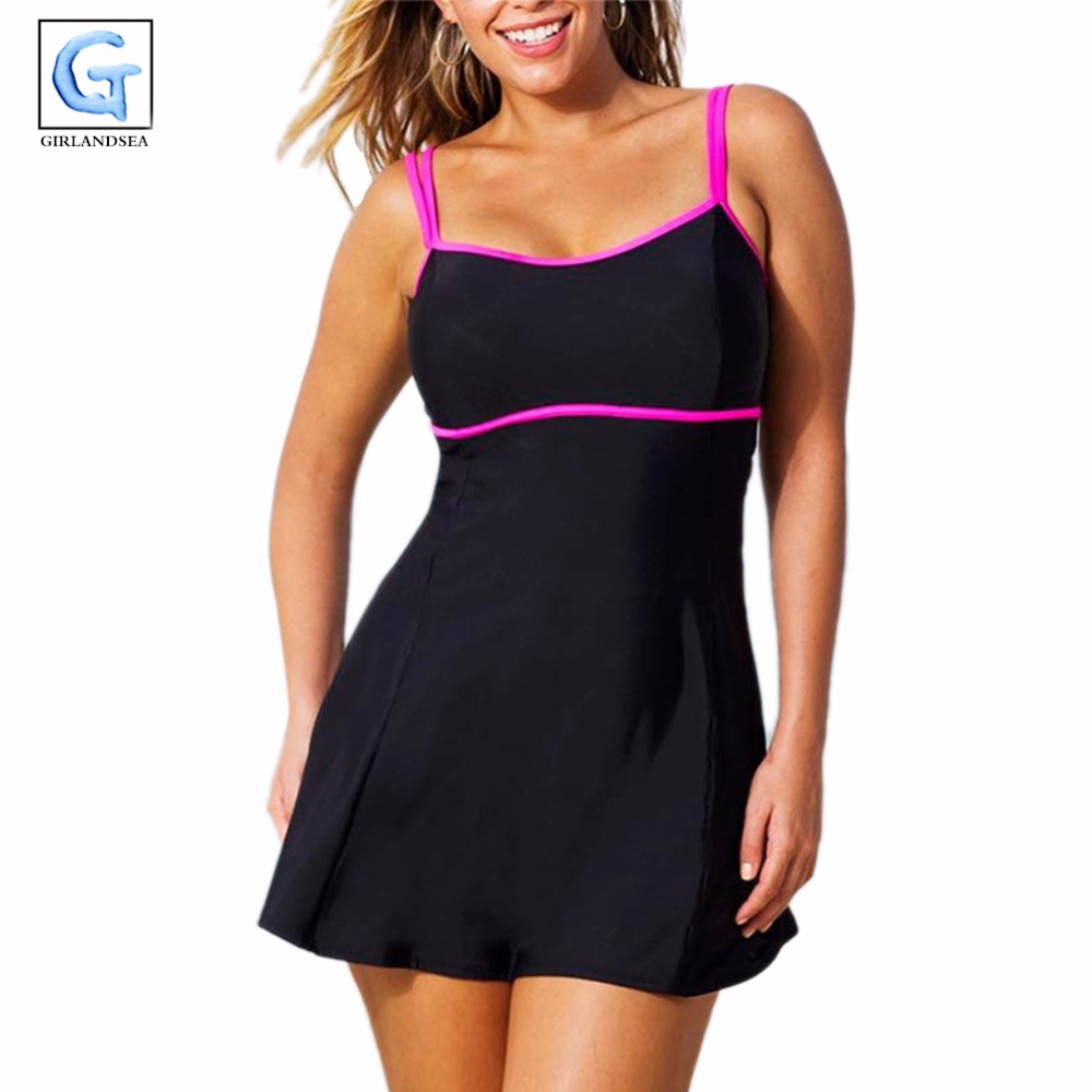 Summer Hot Sale Push Up New Large Size Swimwear One Piece Swimwear Plus Size Bathing