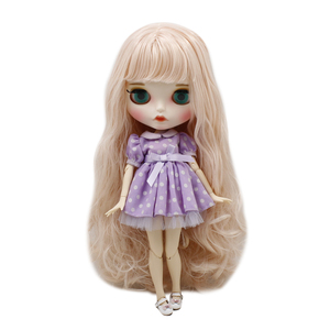 Image 4 - ICY Fortune Days blyth doll nude normal and joint body with Hand set AB as a gift  BJD fashion doll girl toys
