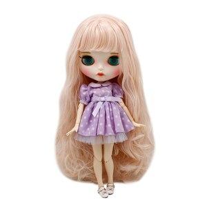 Image 4 - 氷幸運日ブライス人形ヌード通常と共同体と手セットabギフトとしてbjdファッションドール女の子のおもちゃ