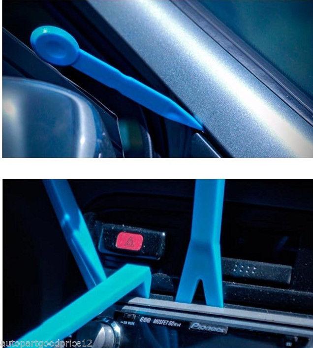 Professional Car Dash Panel Audio GPS Molding Removal Install Scraper Tool Nylon