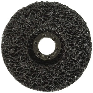 Image 3 - 5pcs Abrasive Tools 115mm Poly Strip Wheels Paint Rust Removal Clean Angle Grinder Discs