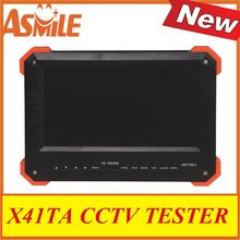 New High Quality Cheap CCTV AHD Camera Tester7-inch LCD Analog Video Test 12V Power Output Cable Test Ahd Cctv Tester