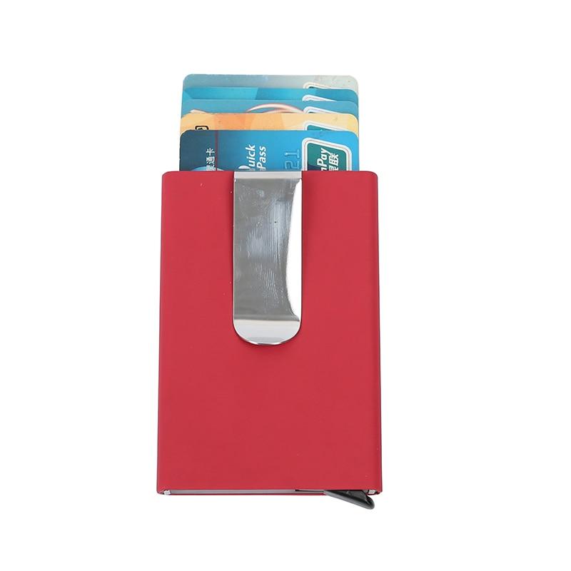 Artmi Credit Card Holder RFID Aluminum Business Card Holder ...