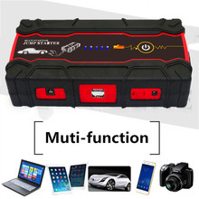 Car Jump Starter 12V 600A Peak Portable font b Battery b font Booster Pack 18000mAh Car
