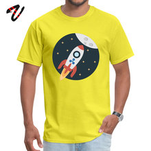 Ripple To The Moon Custom Tops & Tees Short Terror for Society s All Cotton Father Day Crewneck Tshirts Cool T-Shirt On Sale