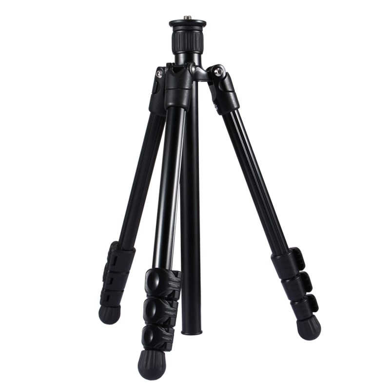 tripode camera professional PULUZ 36cm to 92cm Adjustable 4 Section Folding Legs Metal Tripod Mount for