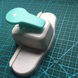 Image 2 - Perfurador de papel para encadernação, máquina de cortar cogumelo criativo com buraco de cogumelo t, material escolar, faça você mesmo, cortador de papel, álbum de recortes solto