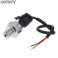 OOTDTY 5V G1/4 1.2 MPa 150PSI basınç verici su gaz yağı yakıt basınç sensörü