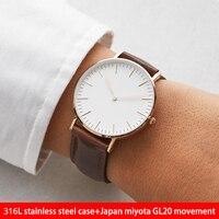 Top Brand Luxury Fashion Quartz Watch Women Relogio Feminino 36mm Stainless Steel Watches Ladies Gift Clock Montre Femme