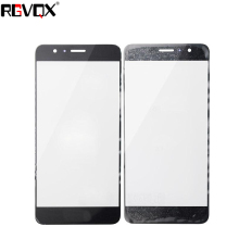 New Touch Screen For HUAWEI honor 8 Digitizer Front Glass Lens Sensor Panel new for 47 f 8 48 001 47 f 8 48 007 1 r21 0540112 touch screen digitizer panel glass