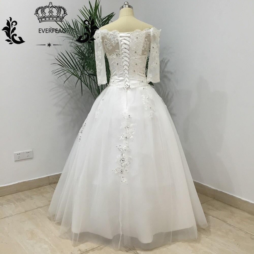 Aliexpresscom Buy Cheap Stock Ivory Wedding Dresses Brides