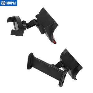 Image 5 - MOPAI ABS Car Navigation GPS Bracket Mount IPad/Mobile Phone Holder for Jeep Wrangler 2011 2017 Car Accessories Styling