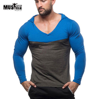 Golds Gyms Clothing Men Hoodies Bodybuilding Sweatshirt Thrasher Hoodies Men Sportswear Long Sleeve Tracksuit Men Ripndip