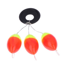 6*40 Bags/Lot Practical Fishing Light Floats Bobbers Floats Fishing Seven-star Float Moving Float Model Number01 02 04 Led Float
