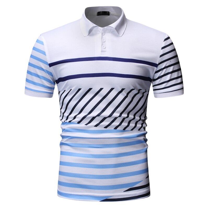 Short Sleeve   Polo   Shirts Men New Summer   POLO   Shirts for Men Fashion Clothes
