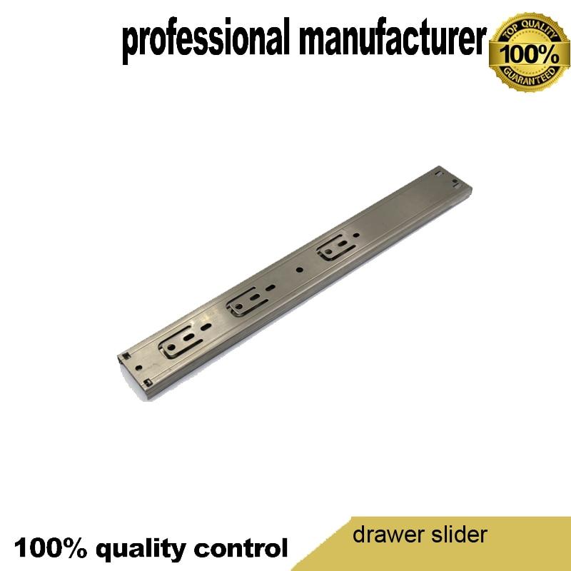Doors and windows Hardware 4510 stainless steel drawer slide three damping mute buffer slide eglo calnova 94715 page 4