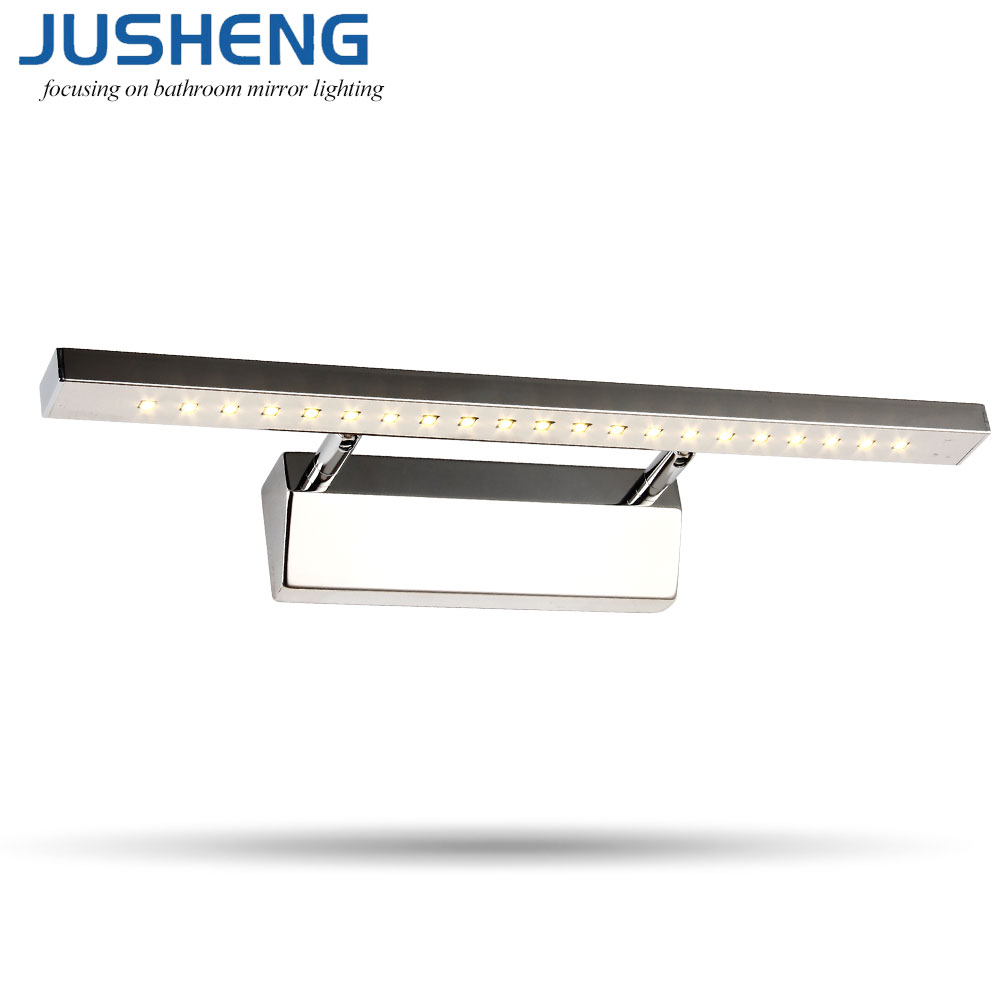 Jusheng Modern Led Wall Lamps 5w In Bathroom Lights Fixtures
