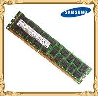 Samsung memoria de servidor DDR3 16GB, 8GB, GB 1600MHz ECC REG DDR3 PC3-12800R registro RAM DIMM 240pin 12800 8G 2RX4 X58 X79