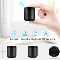 New Arrival Original Broadlink Rm Mini3 Universal Intelligent WiFi 4G Wireless Remote Controller By Phone Smart