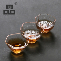 TANGPIN 2017 New Arrival Japanese Glass Tea Cup Clear Glass Tea Cups Drinkware Tea Accessories
